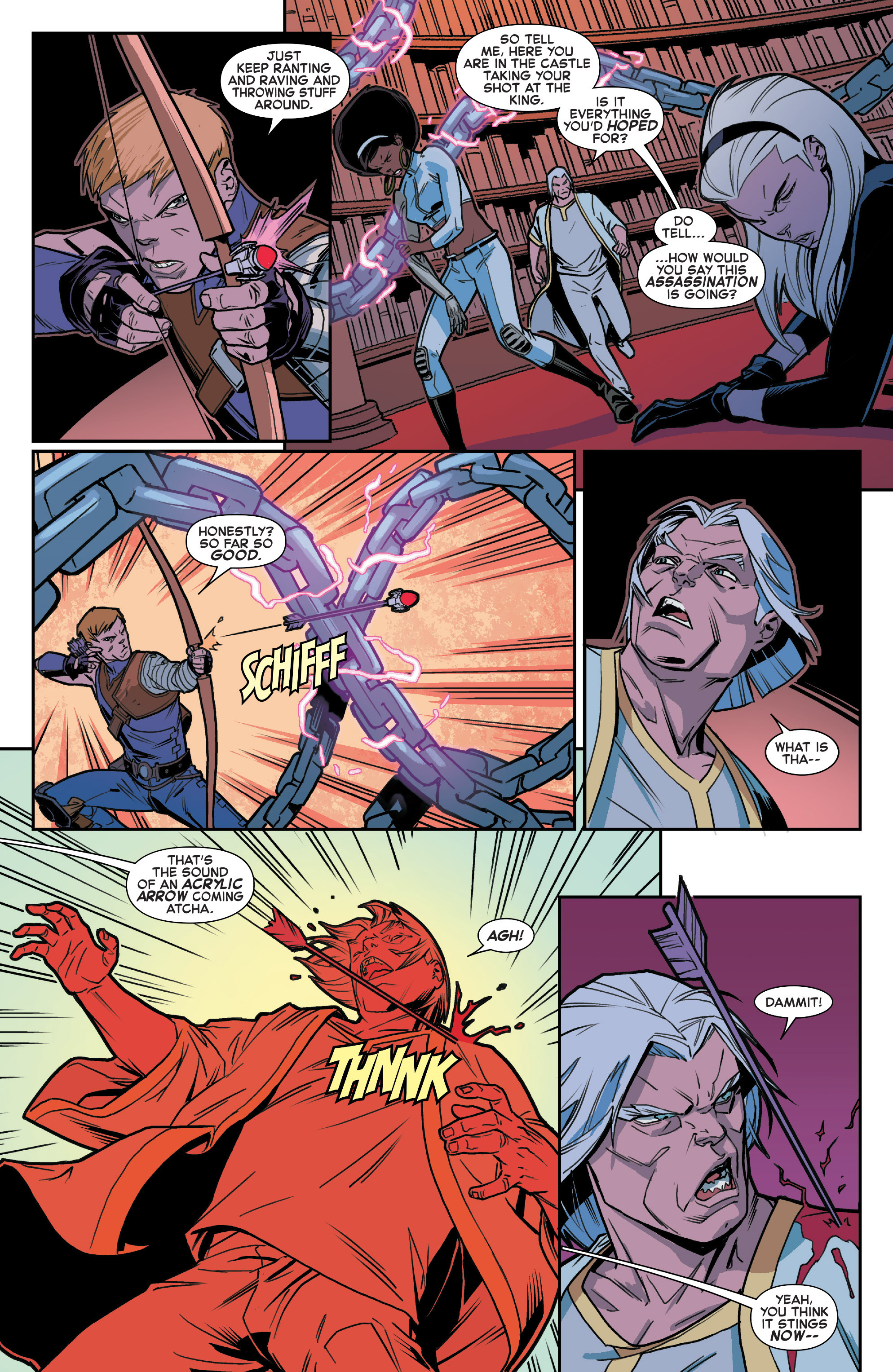 Read online House of M (2015) comic -  Issue #2 - 16
