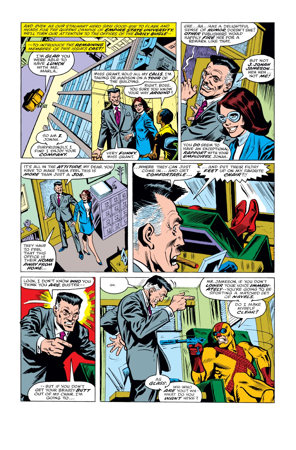 The Amazing Spider-Man (1963) 174 Page 8