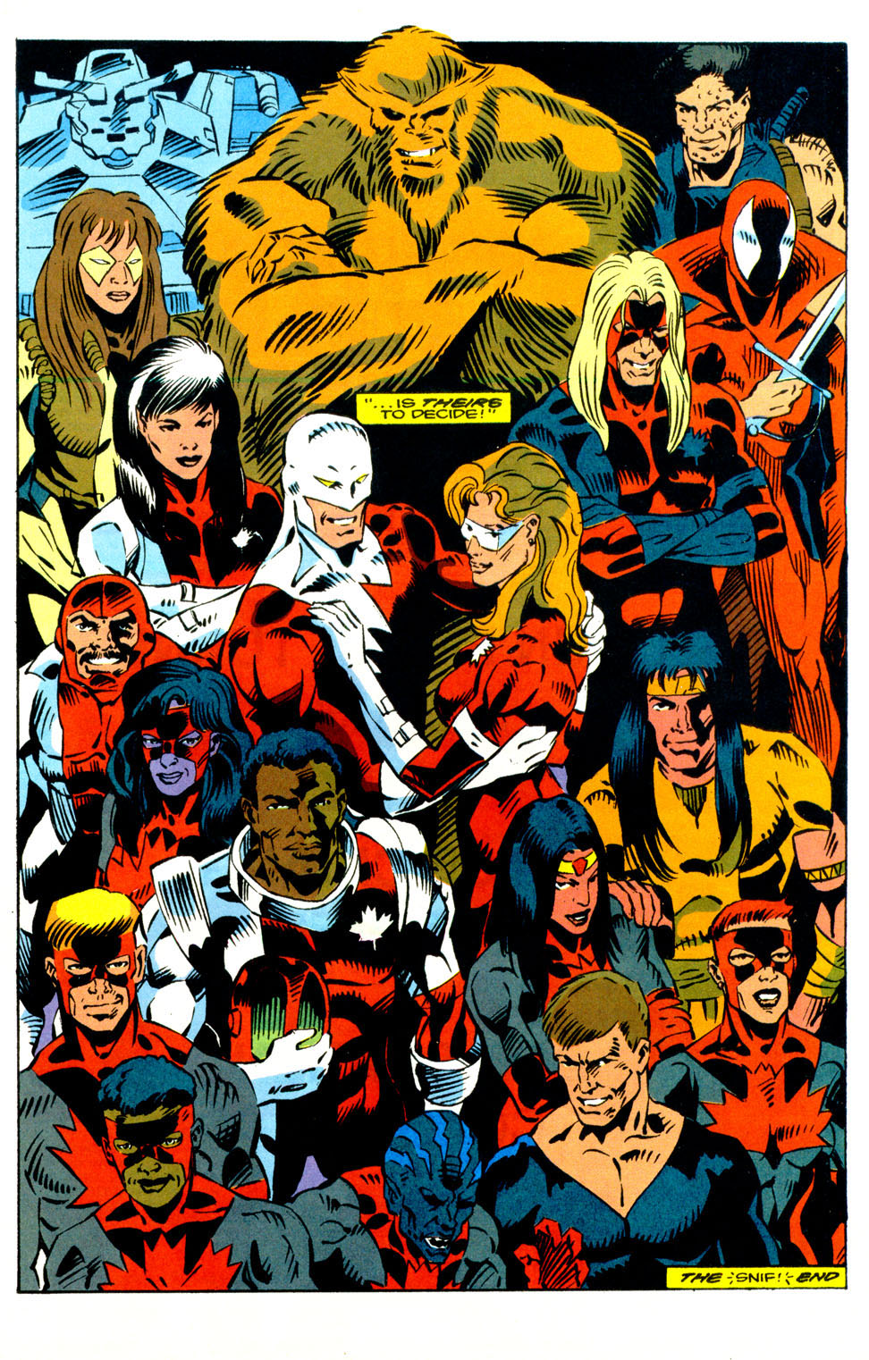 Read online Alpha Flight (1983) comic -  Issue #130 - 39