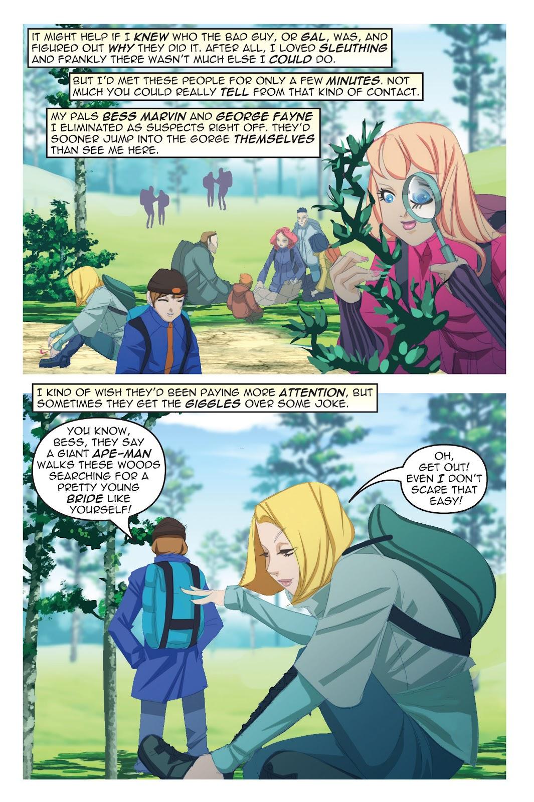 Read online Nancy Drew comic -  Issue #19 - 13