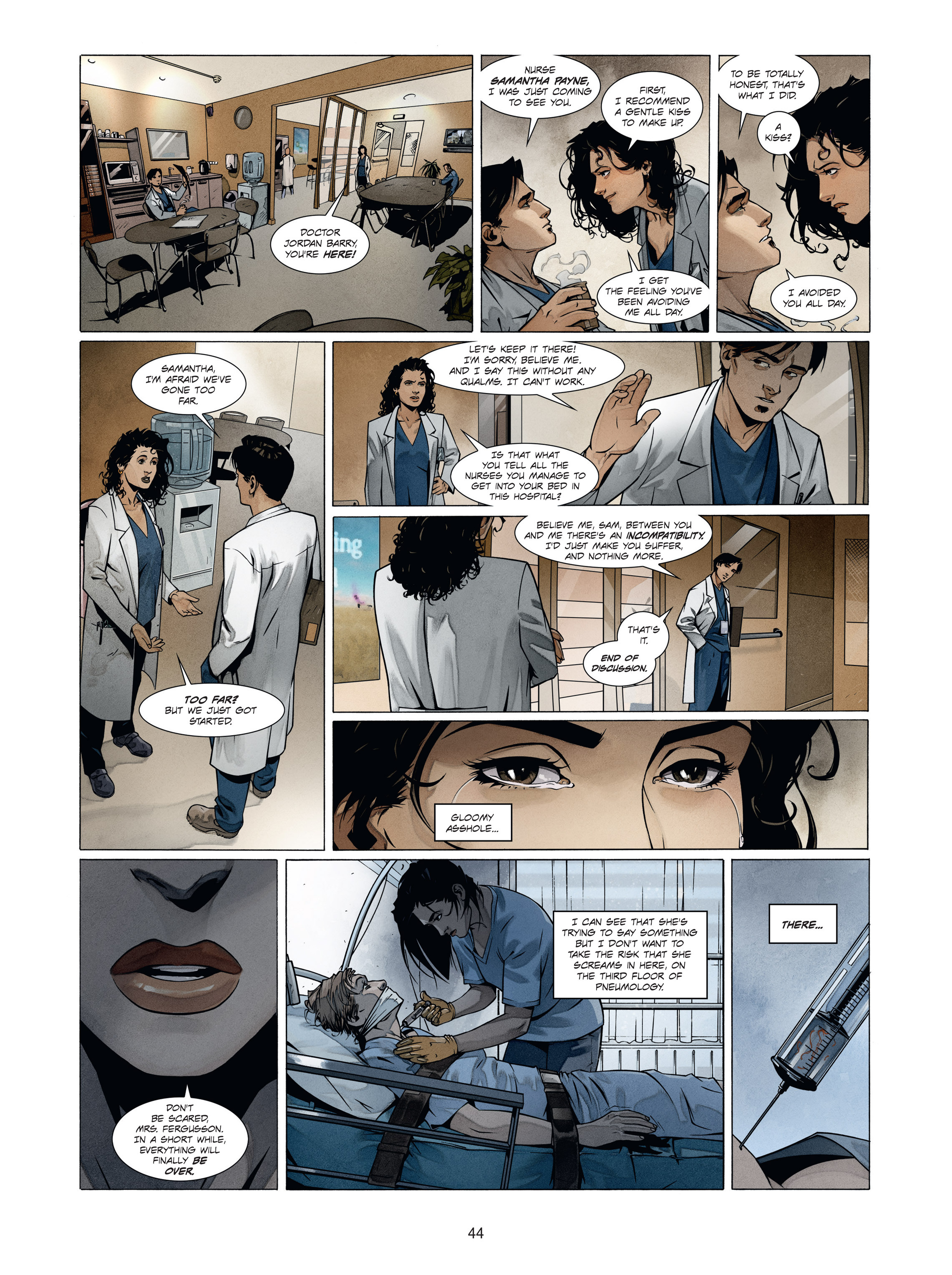 Read online Alice Matheson comic -  Issue #1 - 43