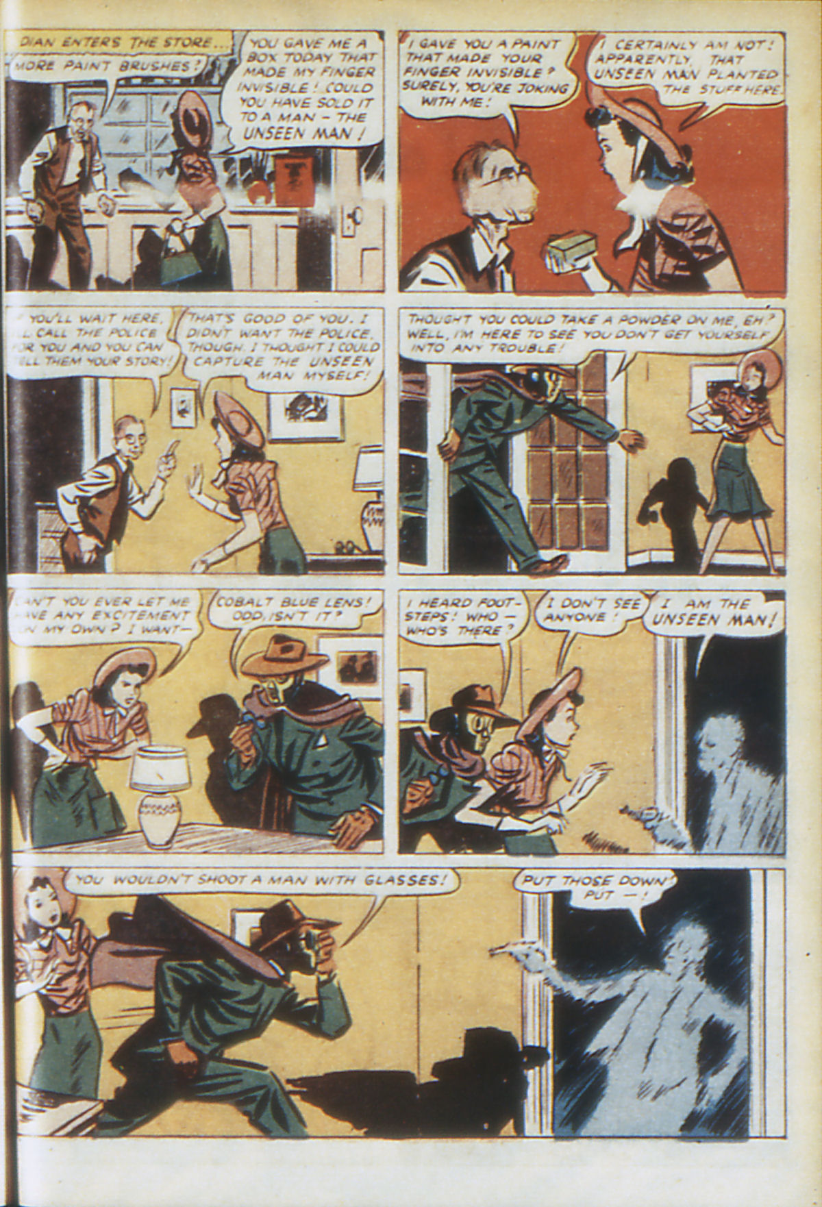 Read online Adventure Comics (1938) comic -  Issue #64 - 62