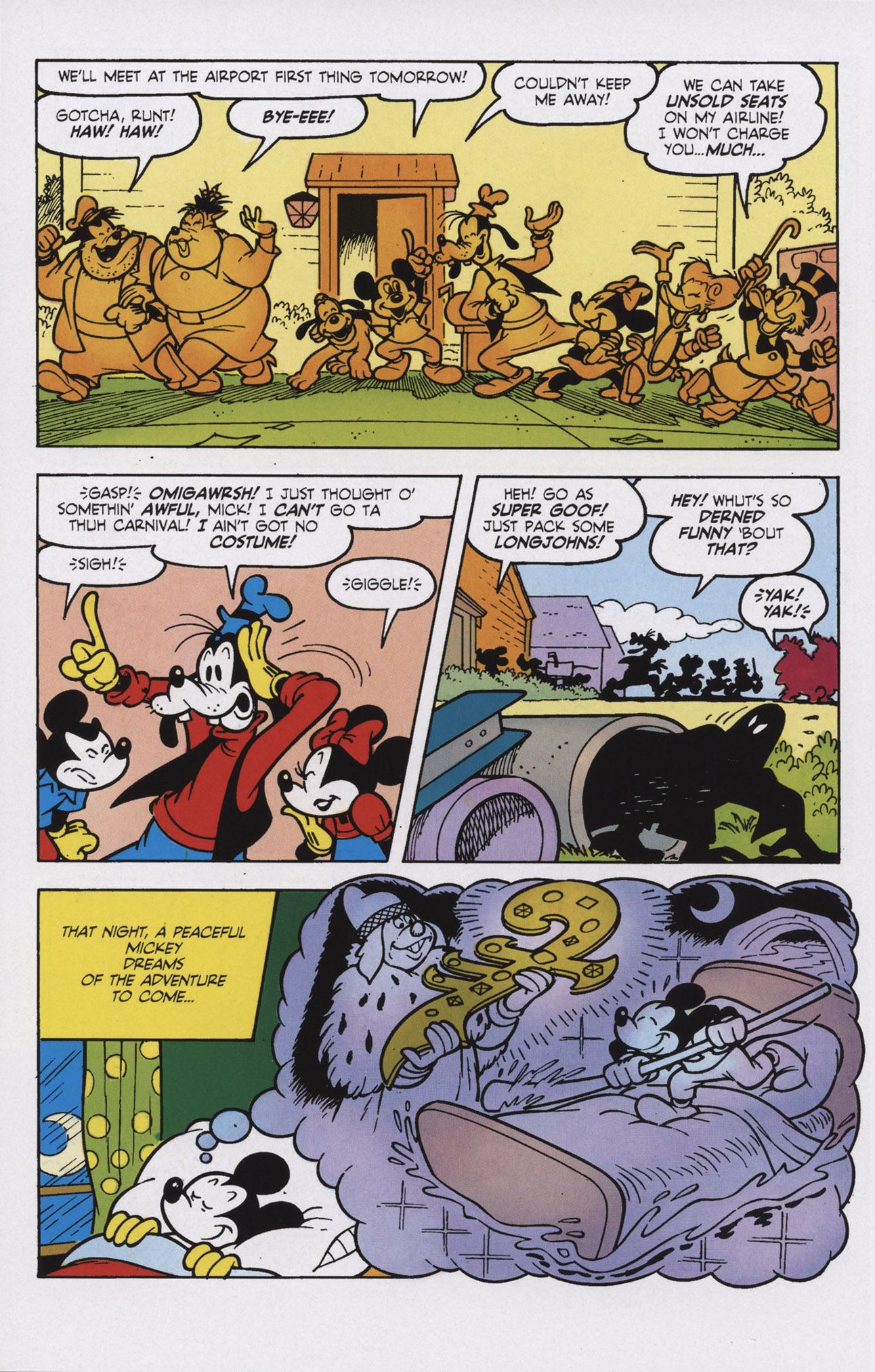 Read online Mickey Mouse (2011) comic -  Issue #309 - 24