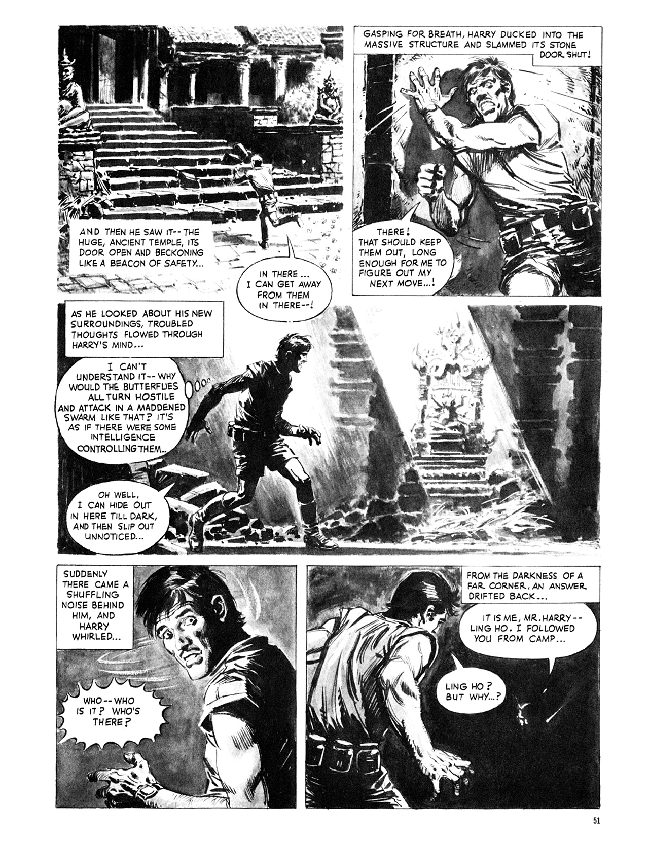 Read online Eerie Archives comic -  Issue # TPB 8 - 52