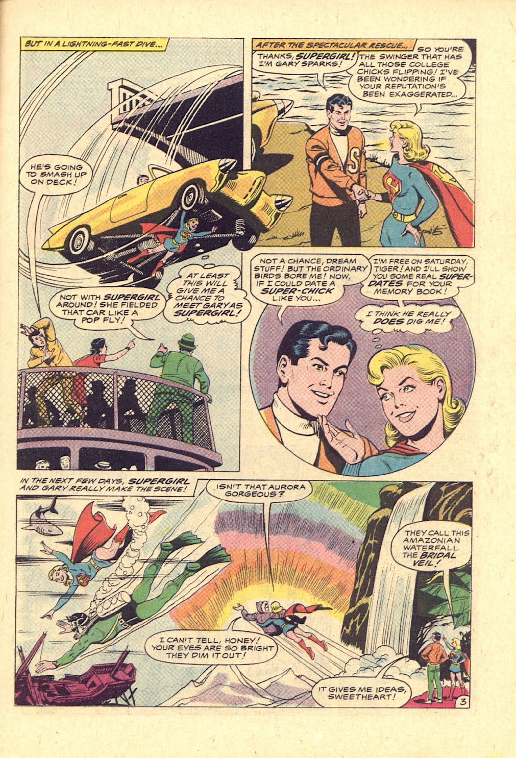 Read online Action Comics (1938) comic -  Issue #370 - 17