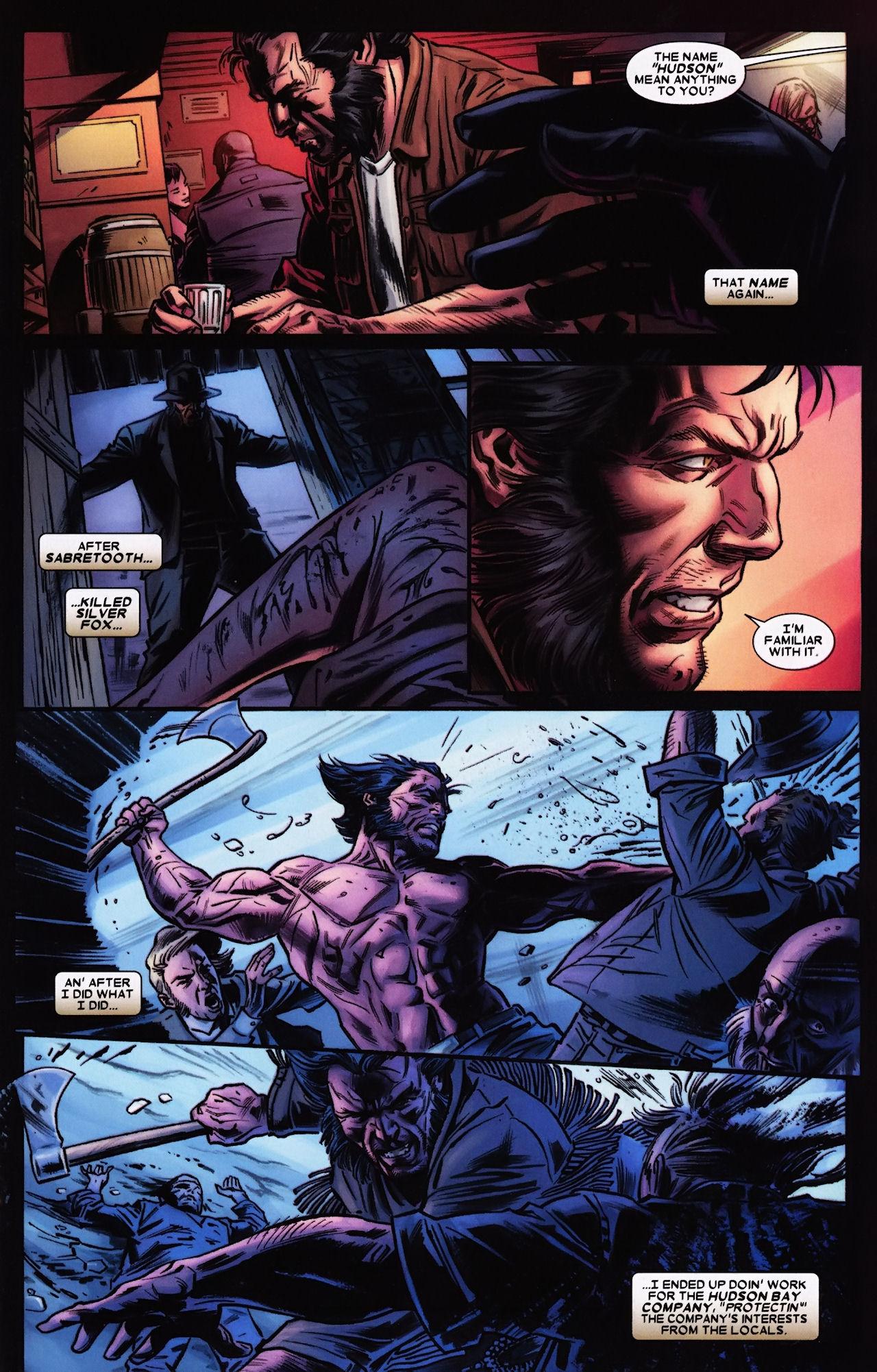 Read online Wolverine: Origins comic -  Issue #33 - 7