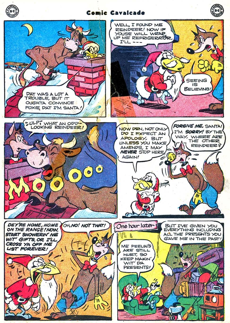 Comic Cavalcade issue 31 - Page 9