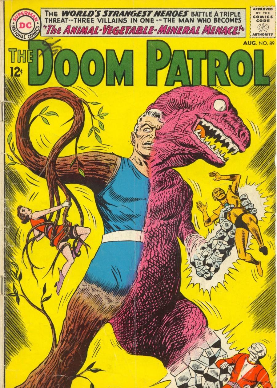 Doom Patrol (1964) issue 89 - Page 1