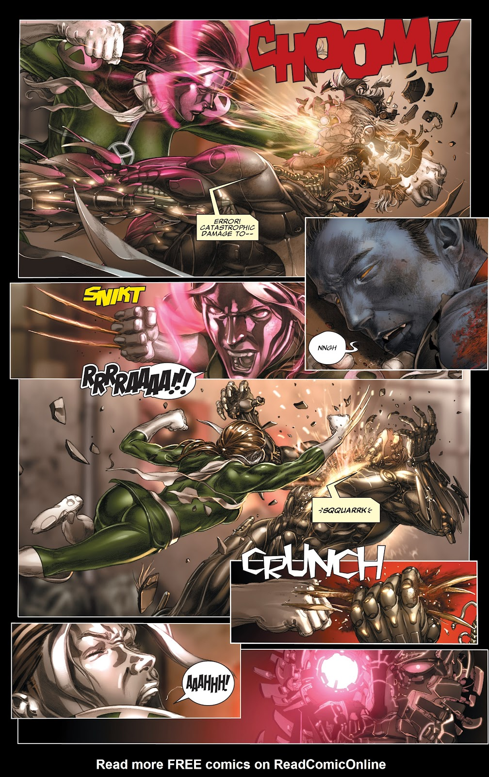 Read online X-Men: Second Coming comic -  Issue # _TPB (Part 2) - 27