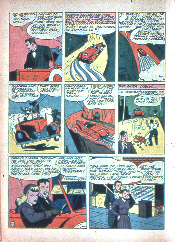 Read online Sensation (Mystery) Comics comic -  Issue #2 - 34