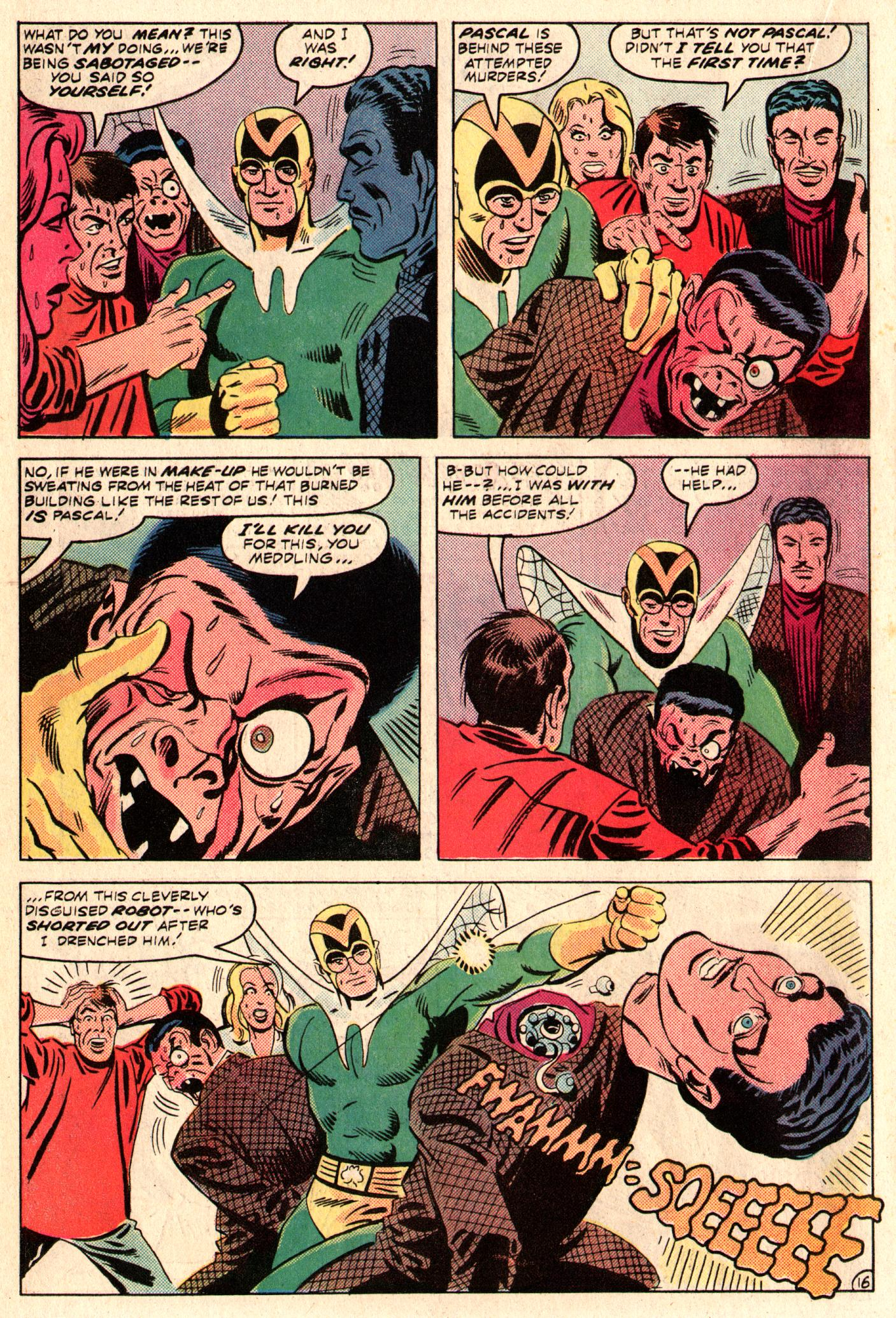 Read online The Fly (1983) comic -  Issue #3 - 17