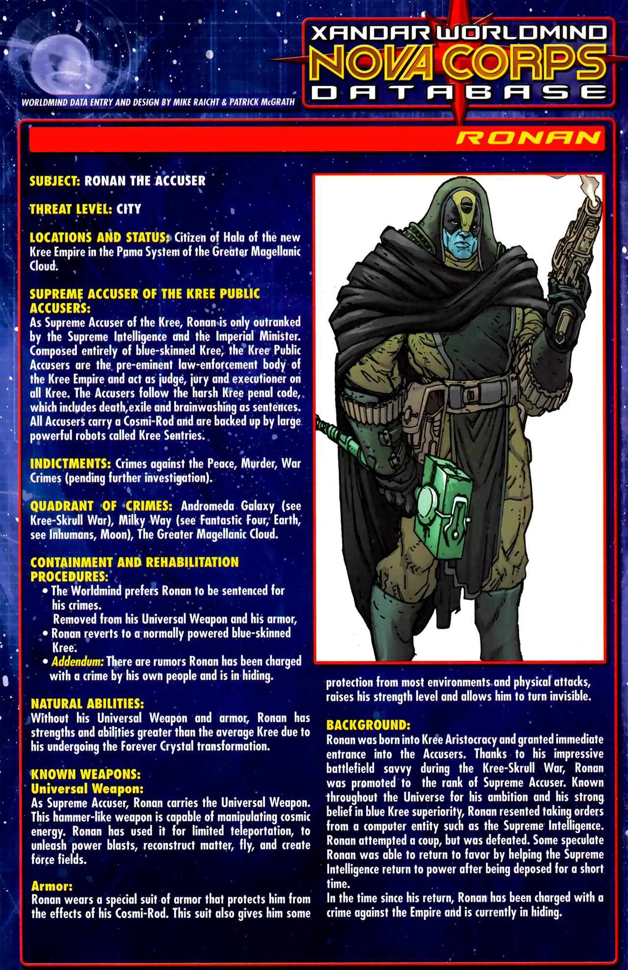 Read online Annihilation: Ronan comic -  Issue #1 - 26