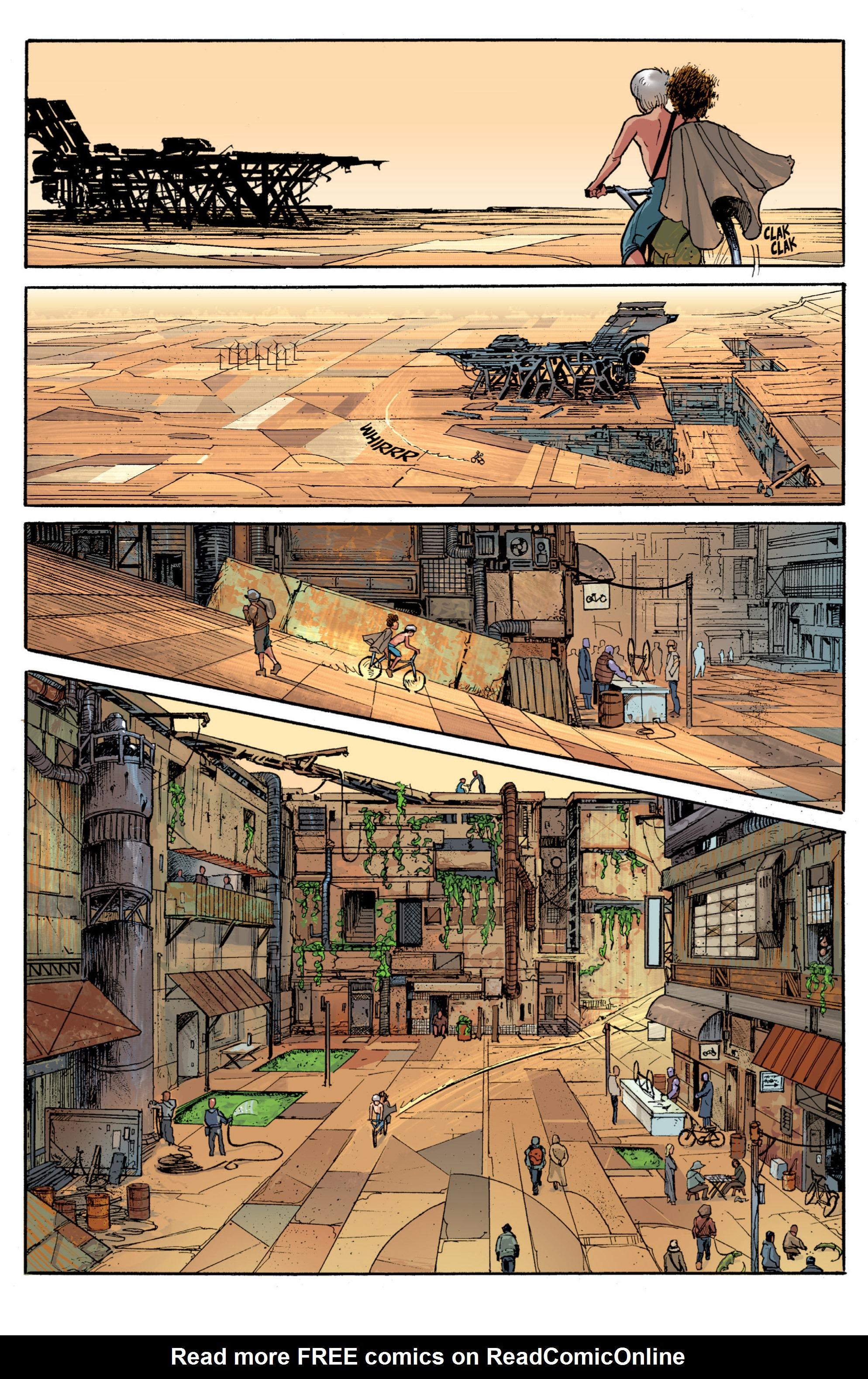 Read online Planetoid comic -  Issue # TPB - 168