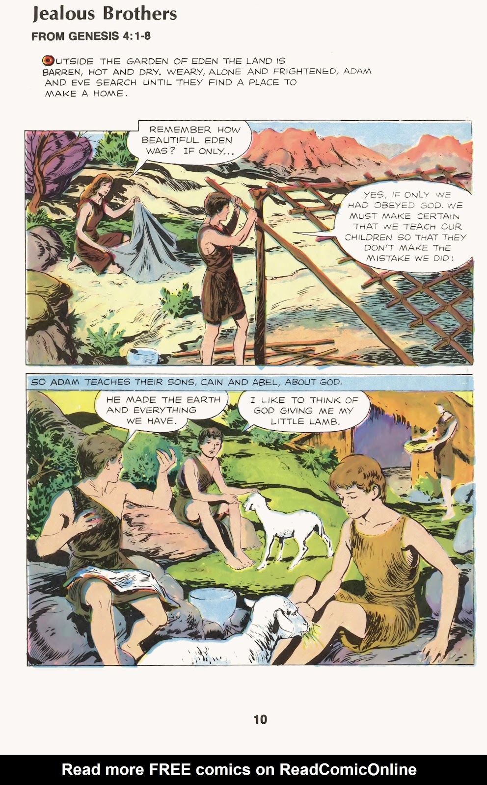 The Picture Bible issue TPB (Part 1) - Page 12