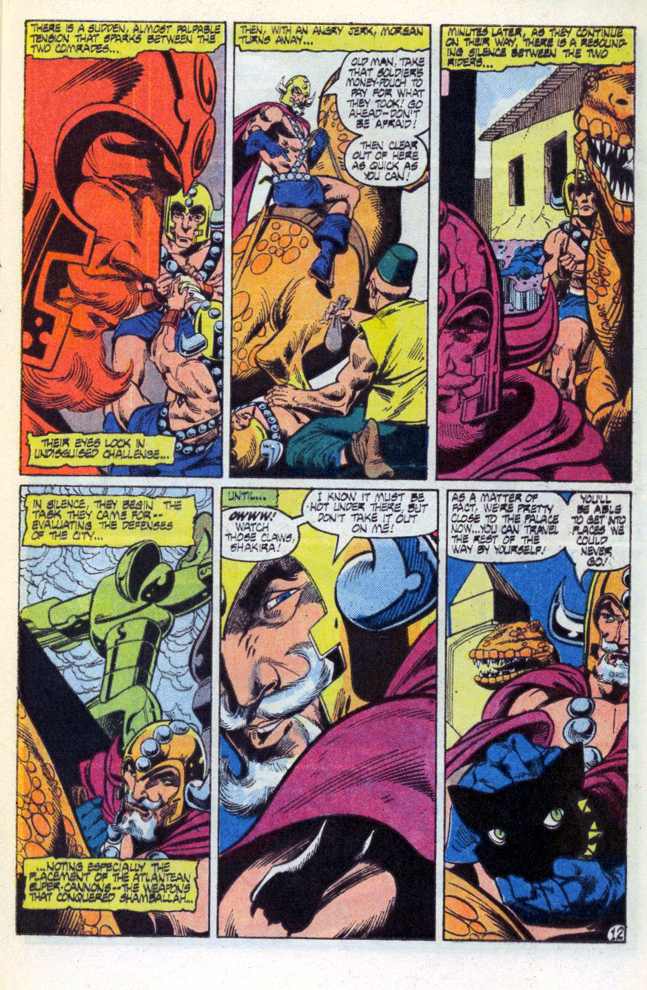 Warlord (1976) issue 92 - Page 13