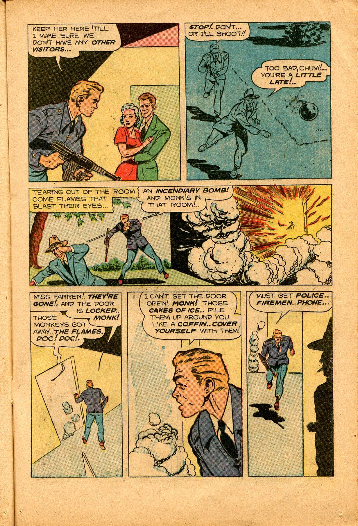 Read online Shadow Comics comic -  Issue #94 - 21