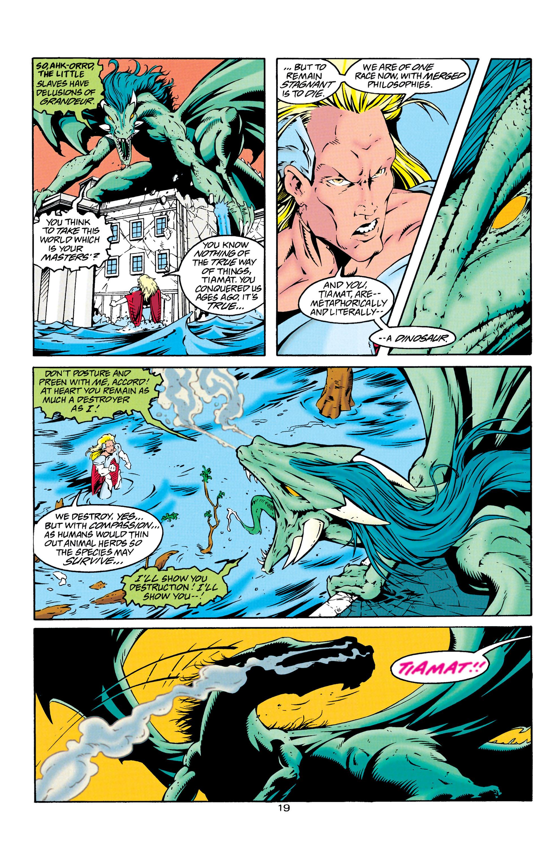 Read online Aquaman (1994) comic -  Issue #25 - 20