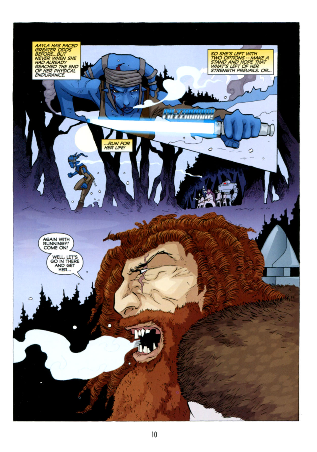 Read online Star Wars: The Clone Wars - Deadly Hands of Shon-Ju comic -  Issue # Full - 11