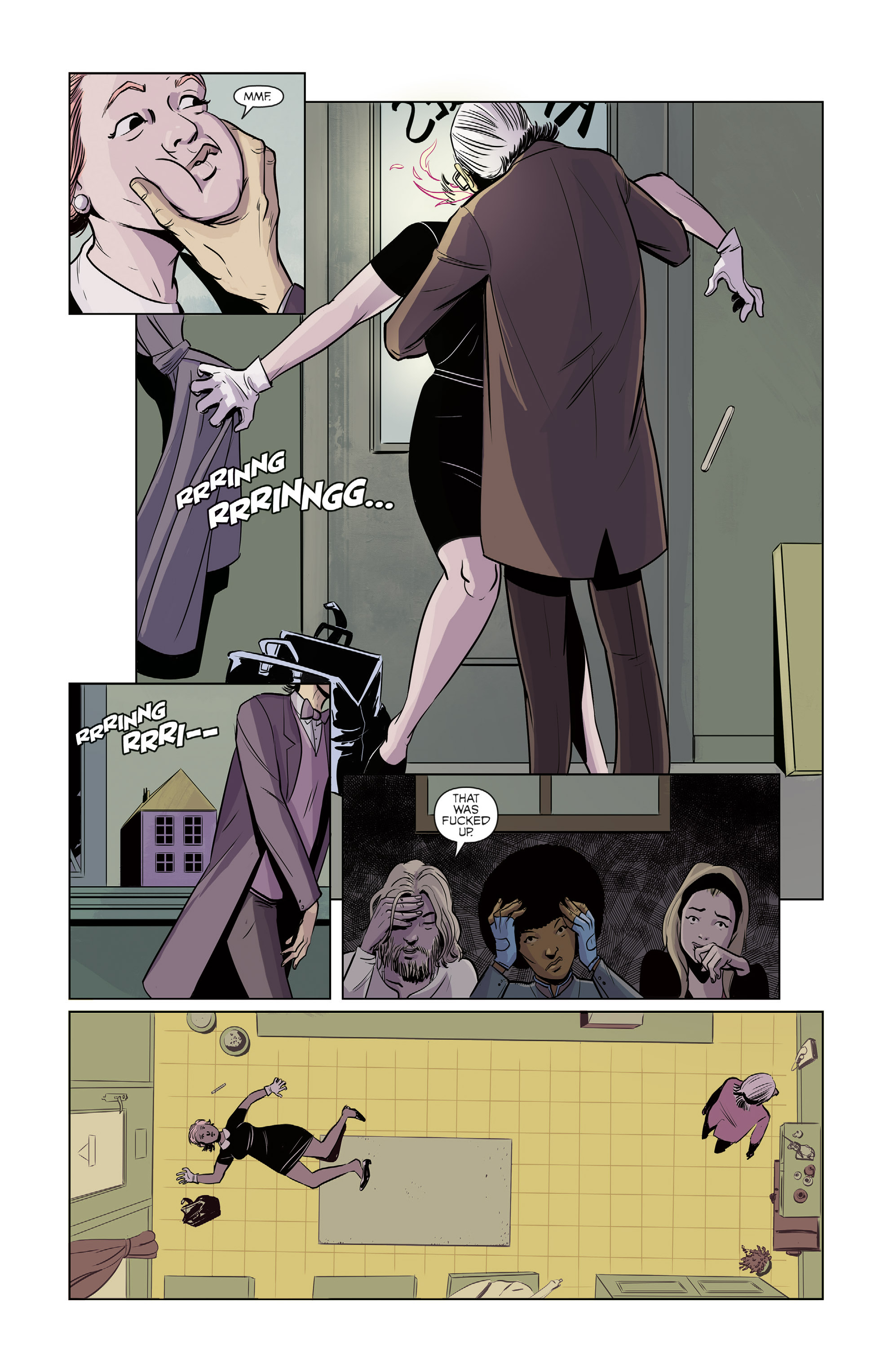 Read online Colossi comic -  Issue #2 - 18