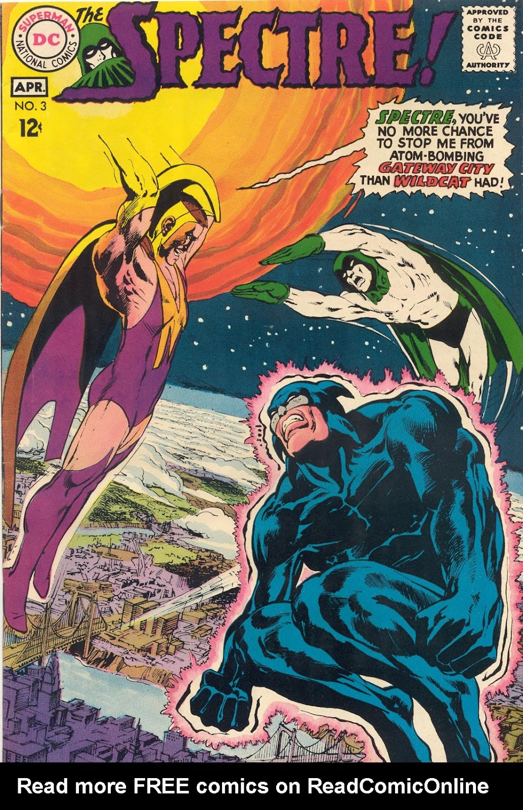 The Spectre (1967) 3 Page 1