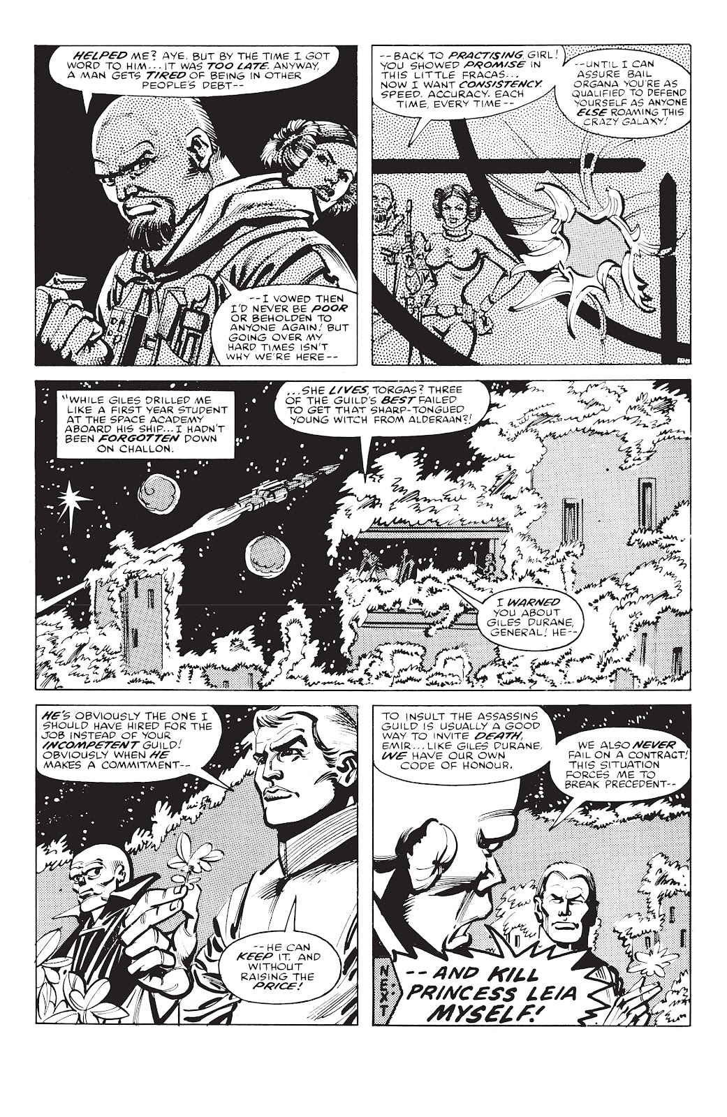 Read online Star Wars Legends: The Original Marvel Years - Epic Collection comic -  Issue # TPB 2 (Part 4) - 68