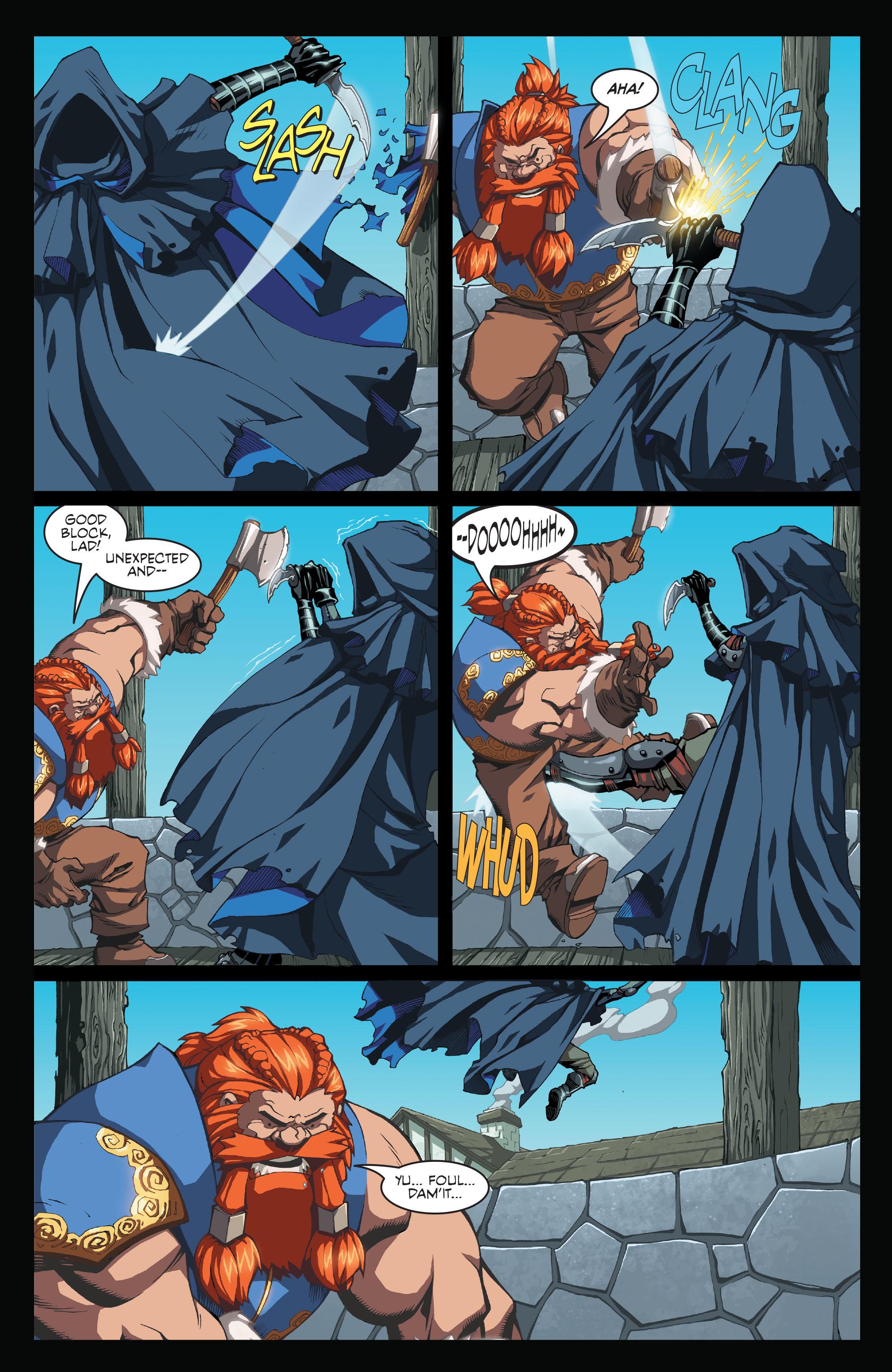Read online Skullkickers comic -  Issue #1 - 17