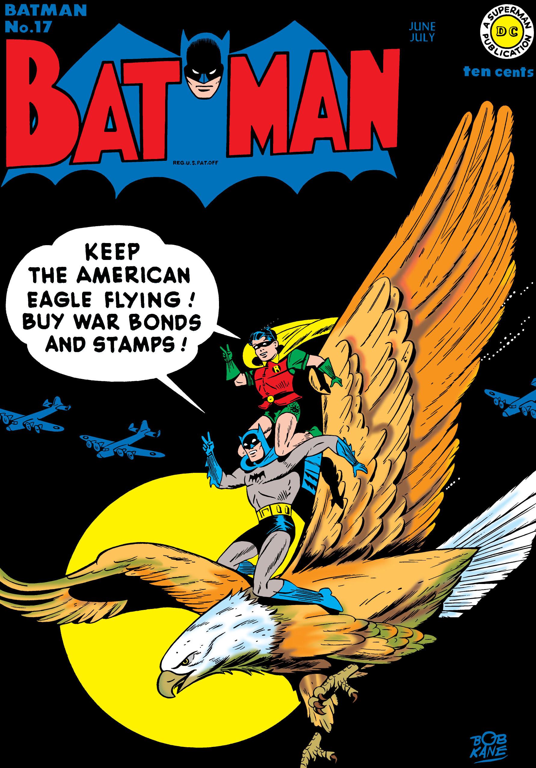 Batman (1940) 17 Page 1