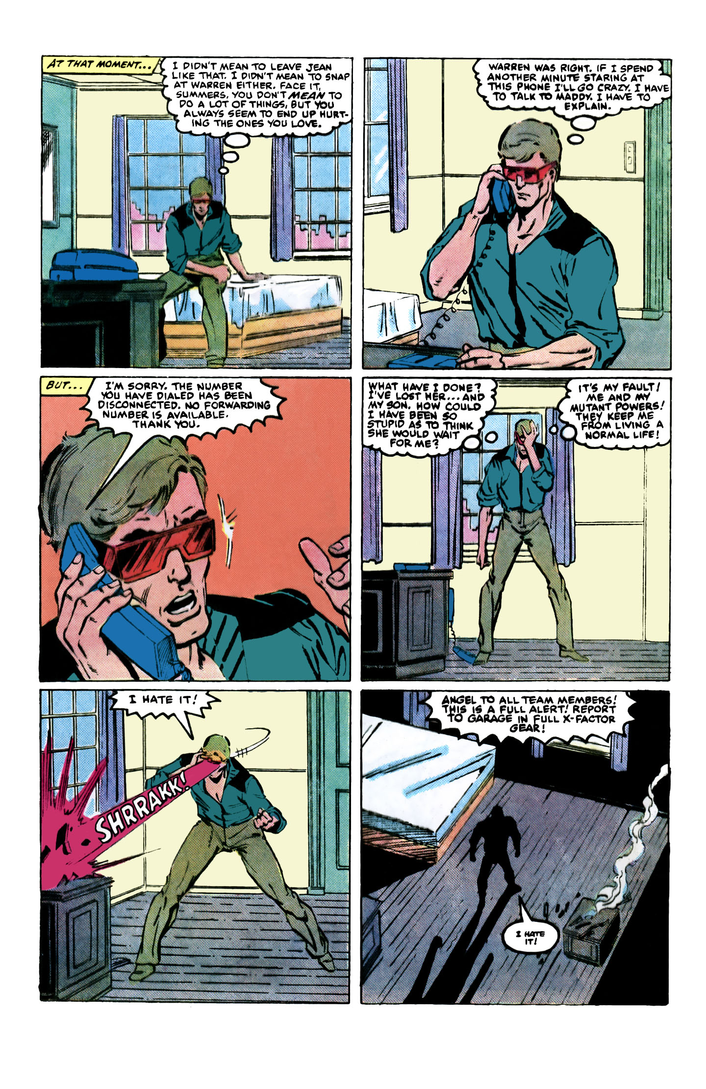 Read online X-Factor (1986) comic -  Issue #2 - 15