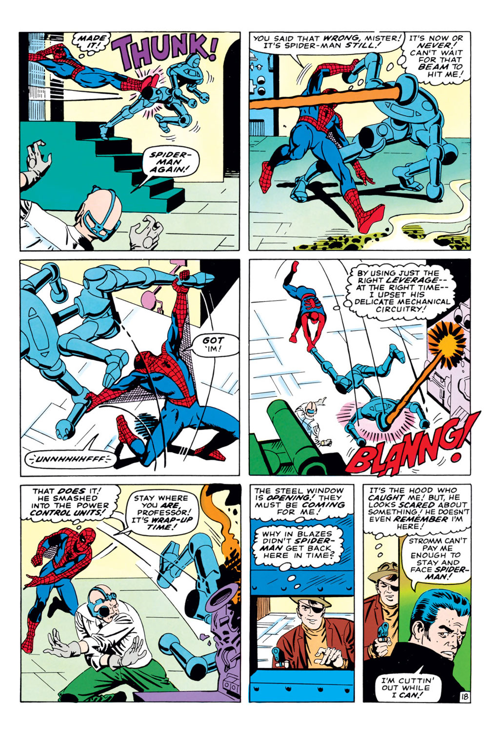 The Amazing Spider-Man (1963) 37 Page 18