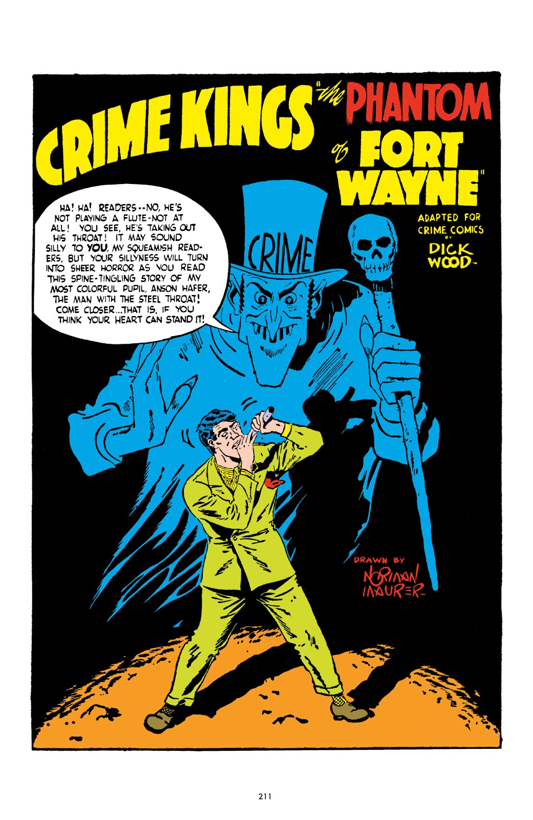 Read online Crime Does Not Pay Archives comic -  Issue # TPB 2 (Part 3) - 11