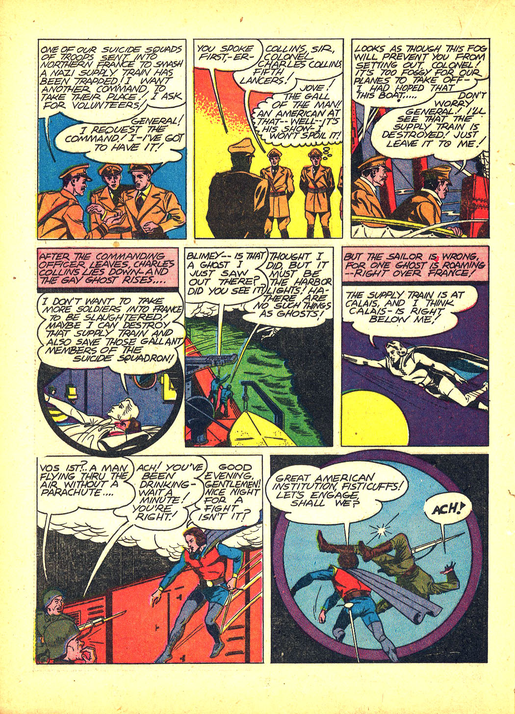 Read online Sensation (Mystery) Comics comic -  Issue #4 - 36