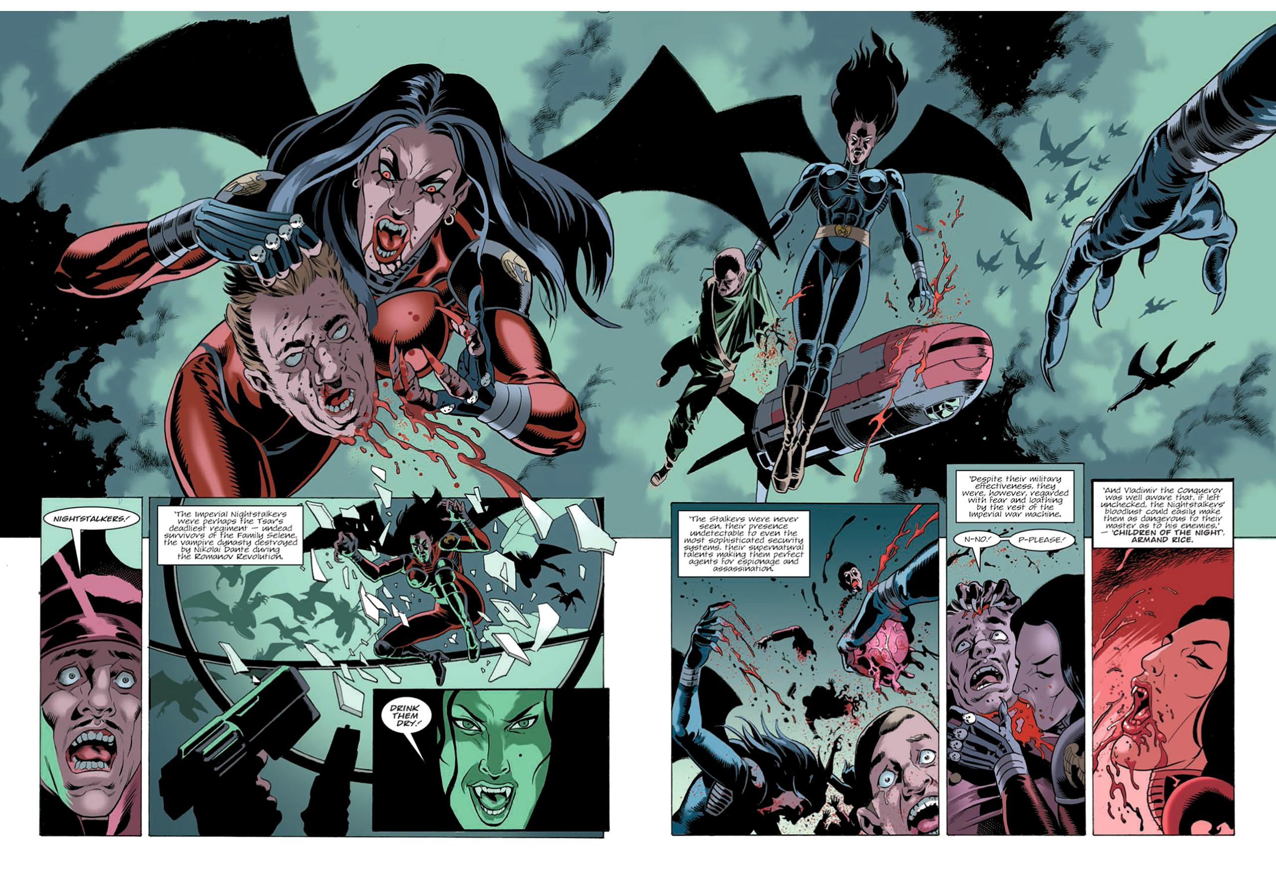 Read online Nikolai Dante comic -  Issue # TPB 9 - 159