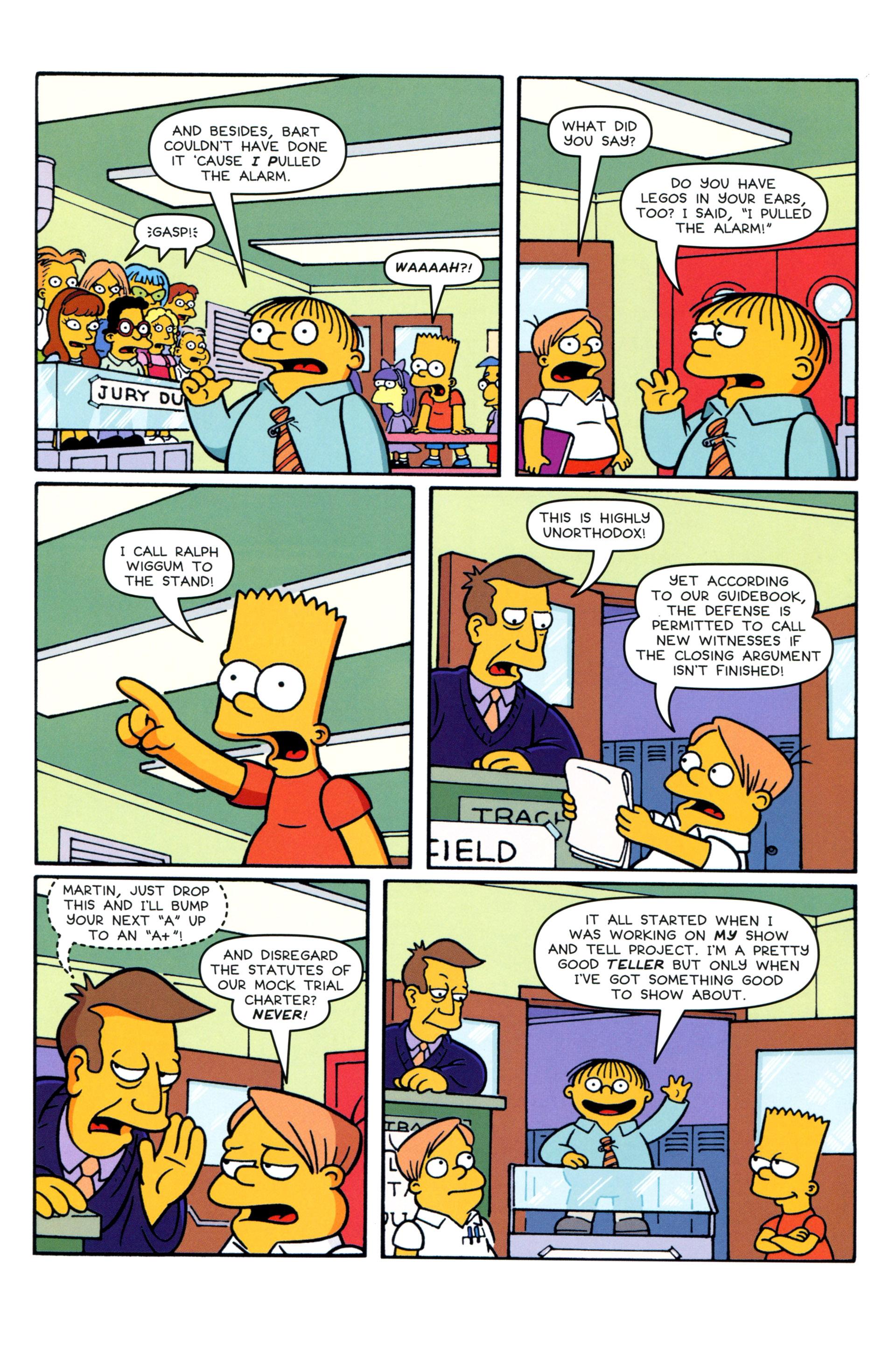 Read online Simpsons Comics Presents Bart Simpson comic -  Issue #88 - 10