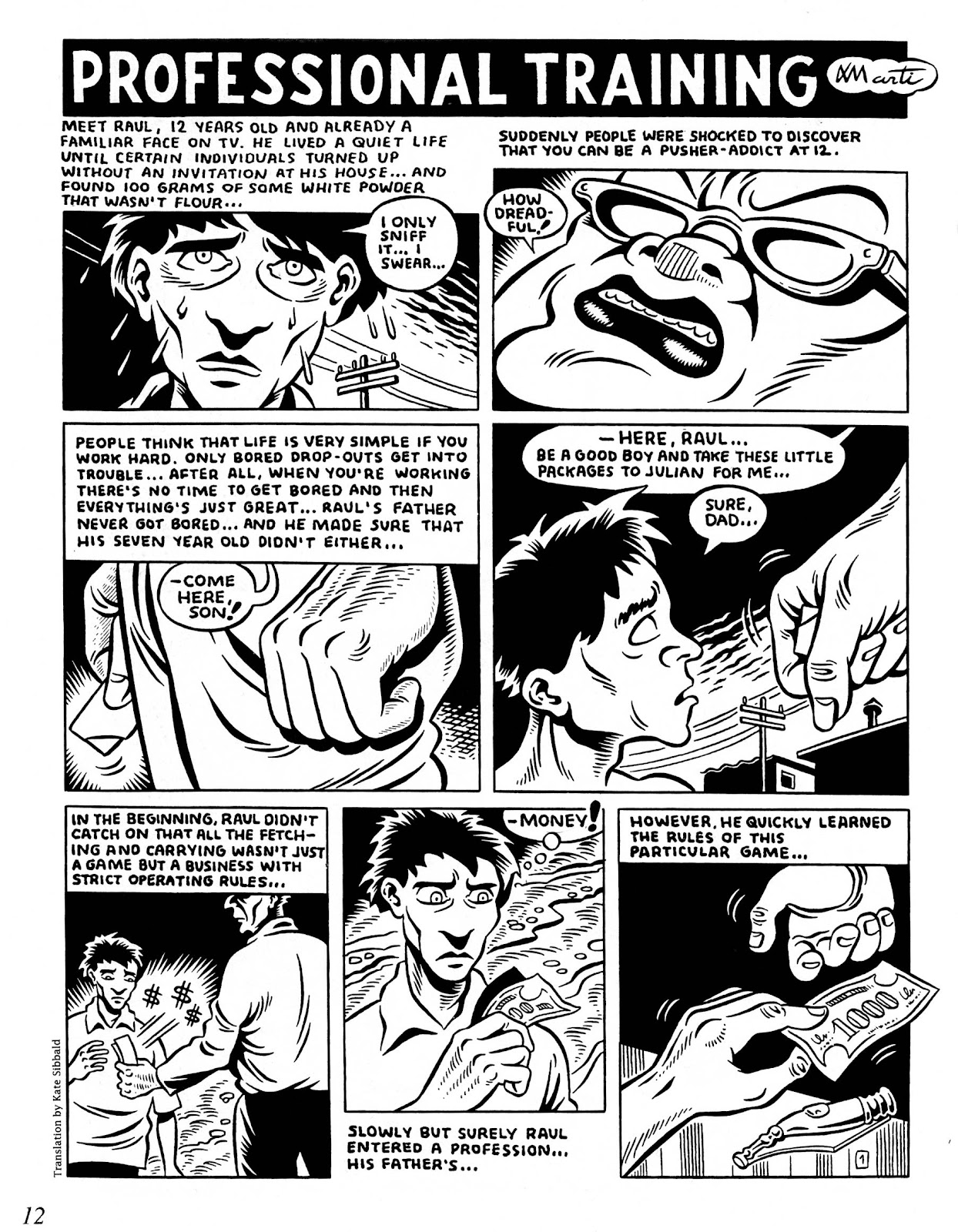 Drawn & Quarterly (1990) issue 8 - Page 14