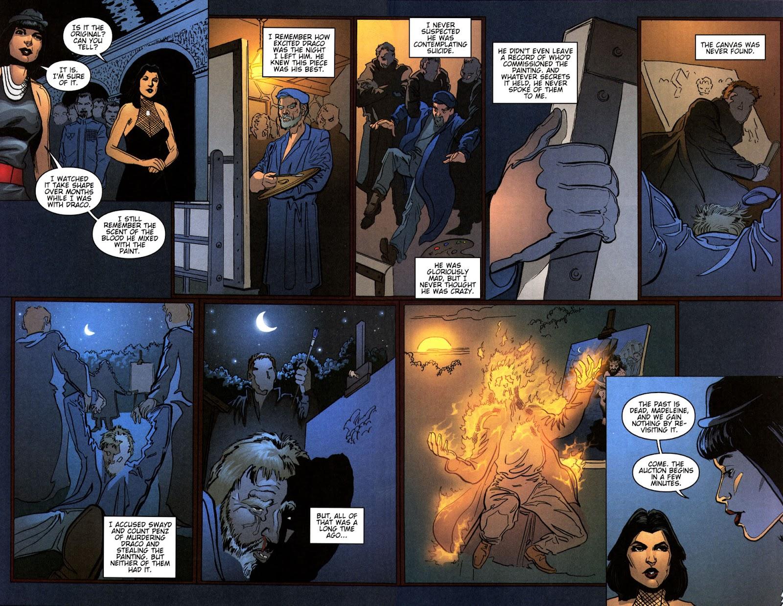 Read online Vampire the Masquerade comic -  Issue # Giovanni - 30