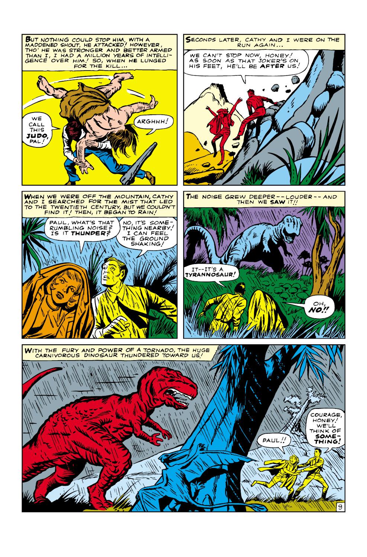 Read online Amazing Adventures (1961) comic -  Issue #3 - 11