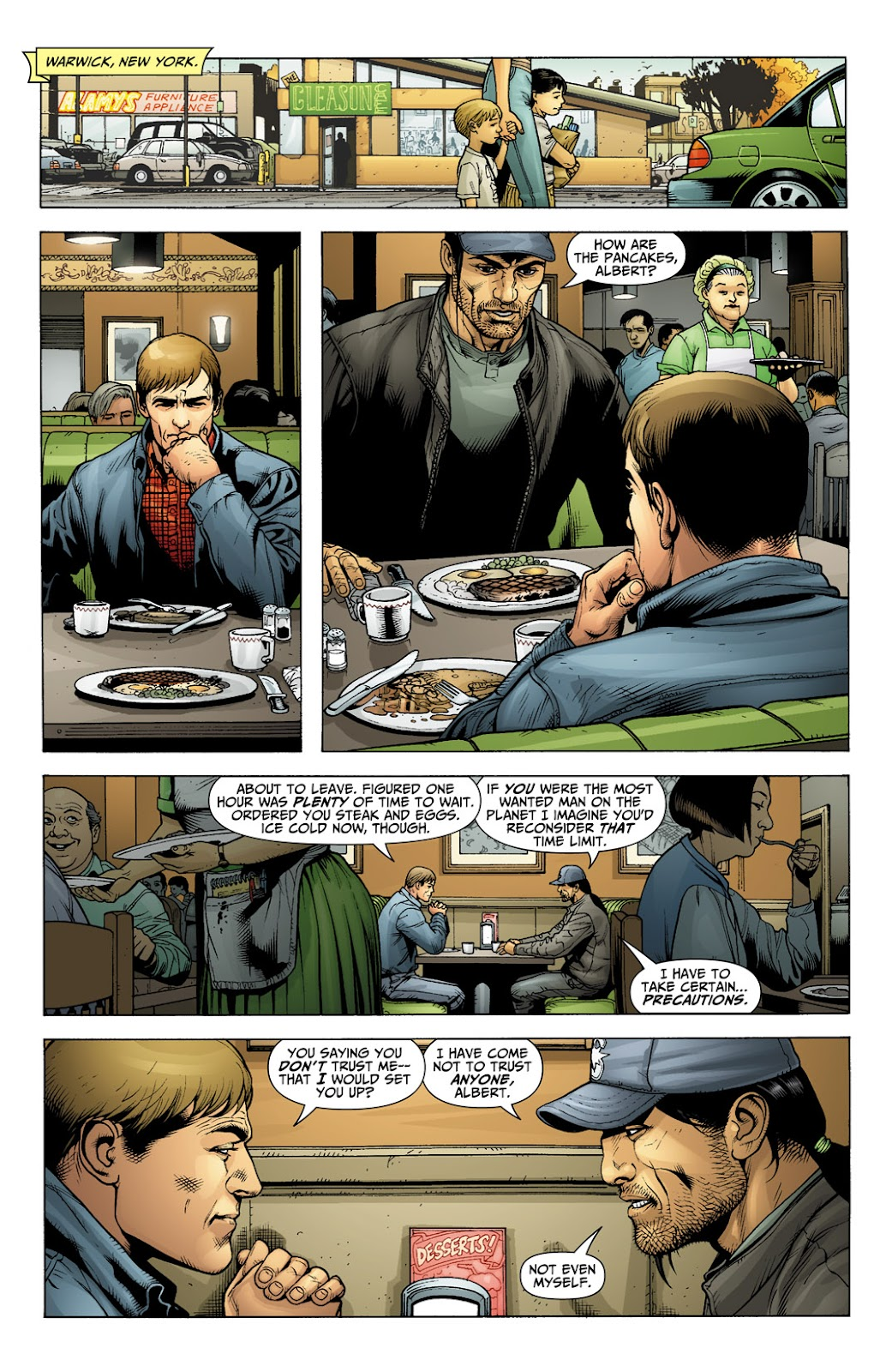Black Adam: The Dark Age issue 5 - Page 12