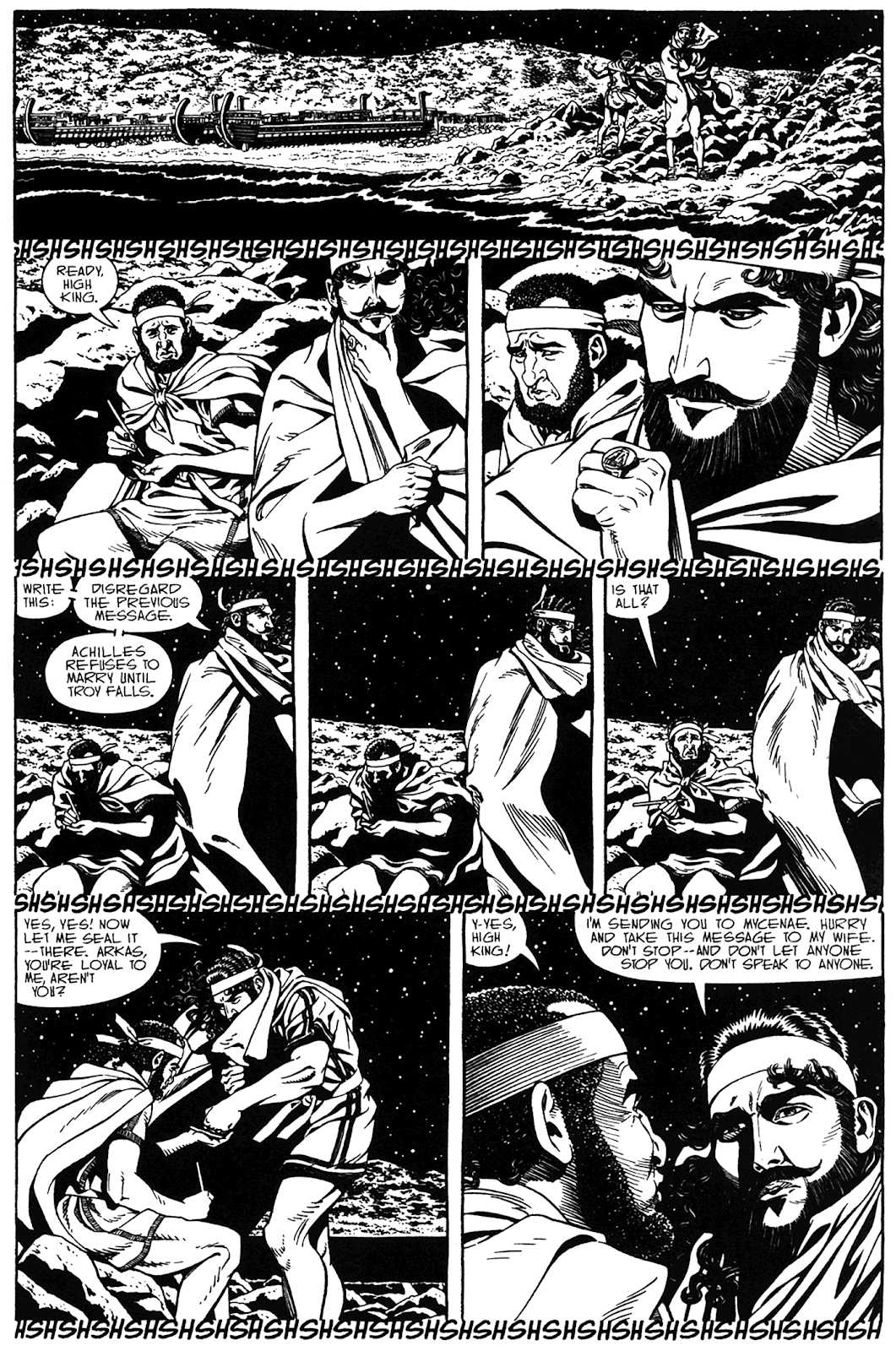 Age of Bronze issue 17 - Page 15
