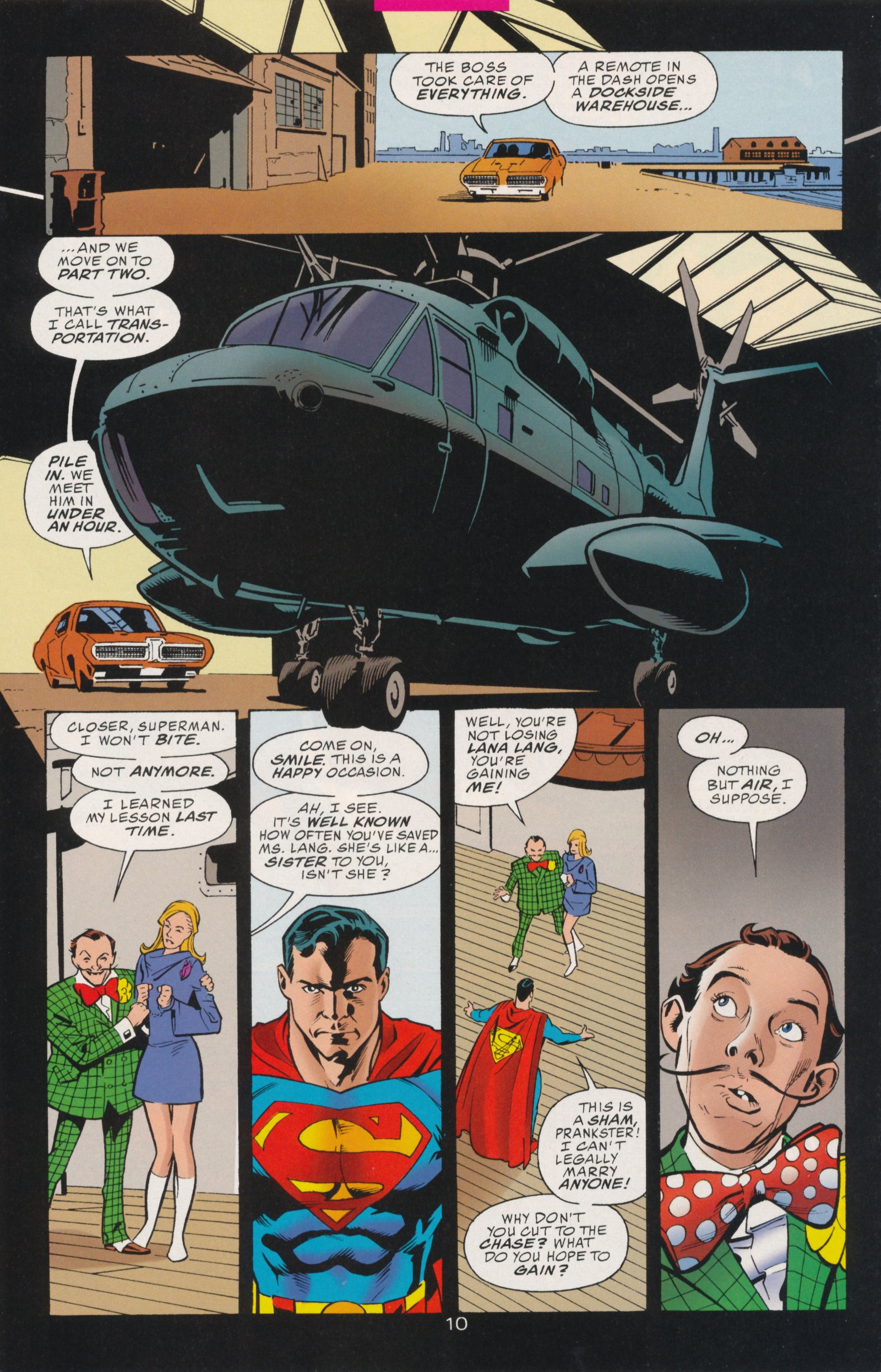 Read online Action Comics (1938) comic -  Issue #746 - 15