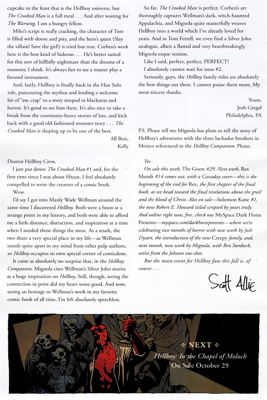 B.P.R.D.: The Warning issue 4 - Page 26