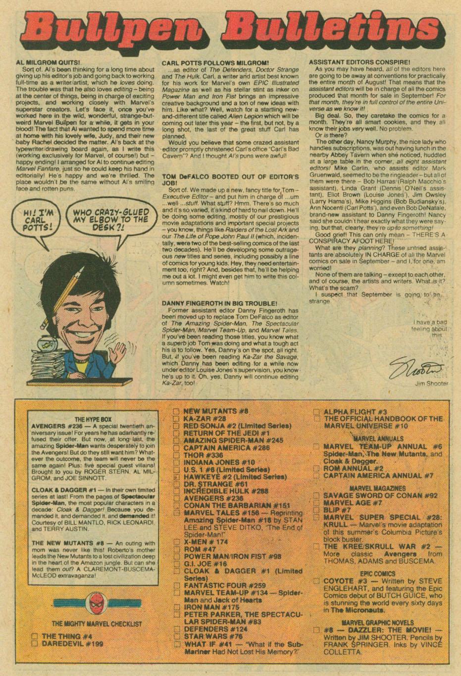 Read online U.S. 1 comic -  Issue #6 - 23