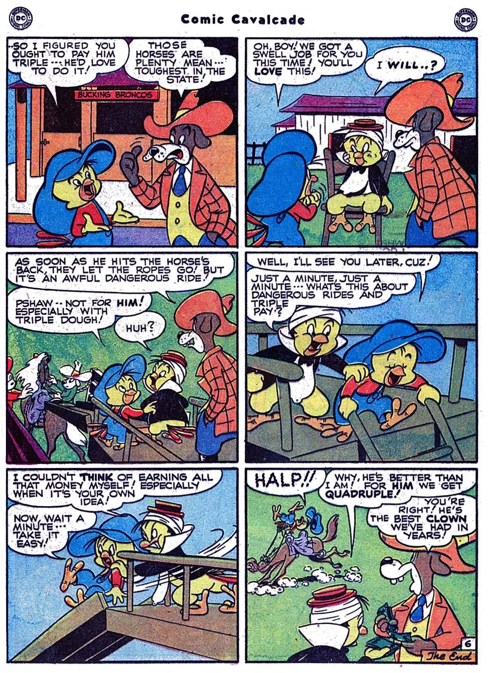 Comic Cavalcade issue 38 - Page 31