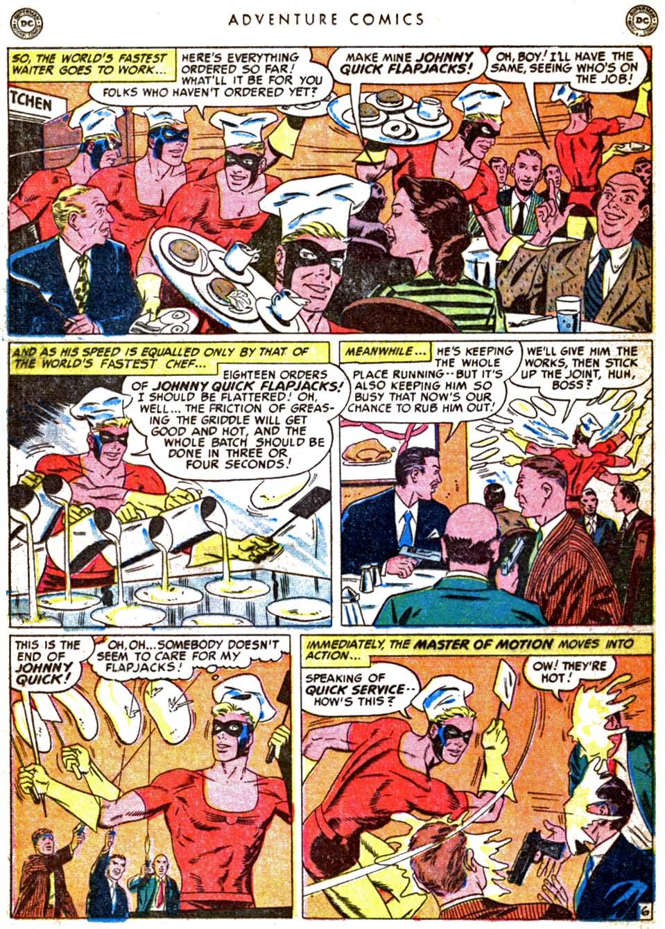 Read online Adventure Comics (1938) comic -  Issue #160 - 30