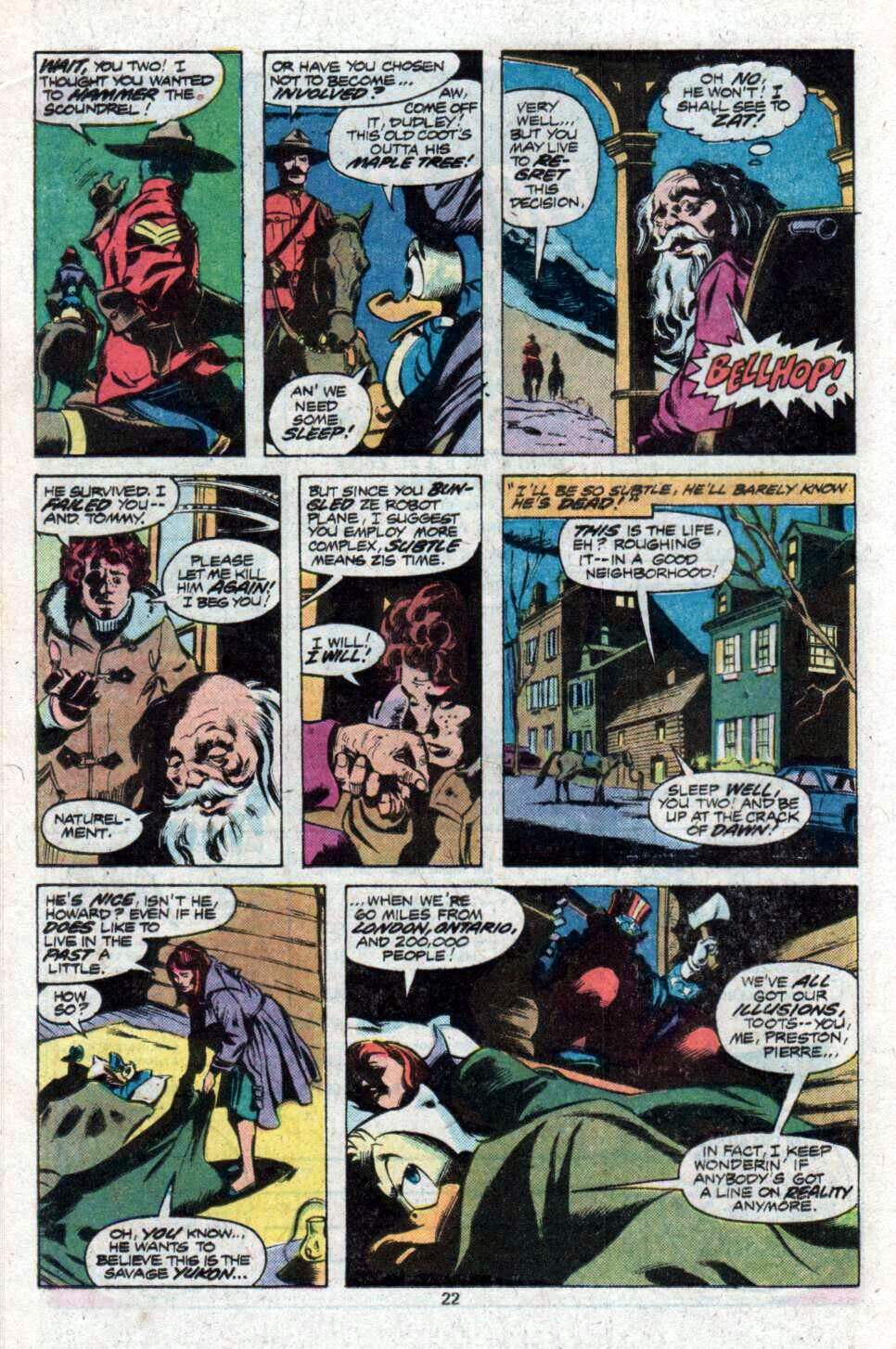 Howard the Duck (1976) Issue #9 #10 - English 13