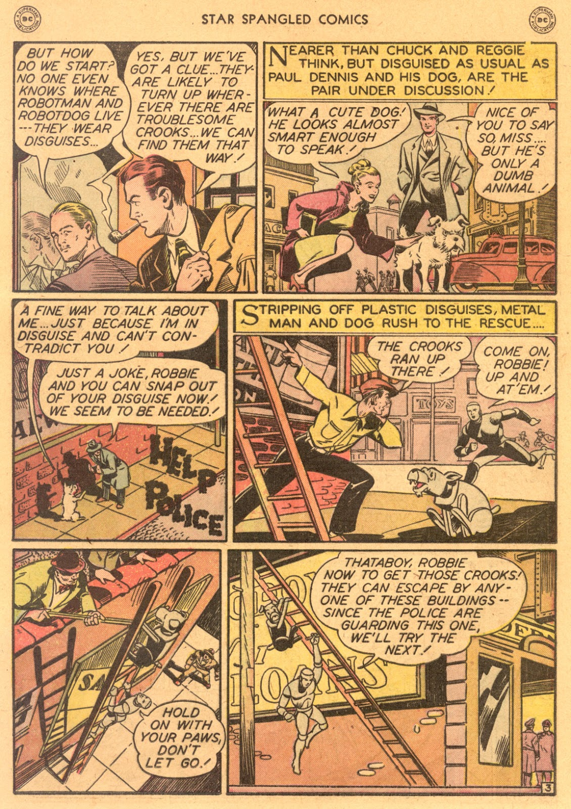 Star Spangled Comics (1941) issue 80 - Page 17