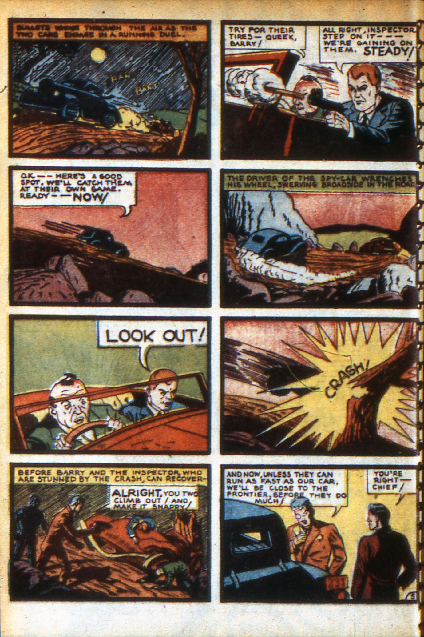 Read online Adventure Comics (1938) comic -  Issue #47 - 21