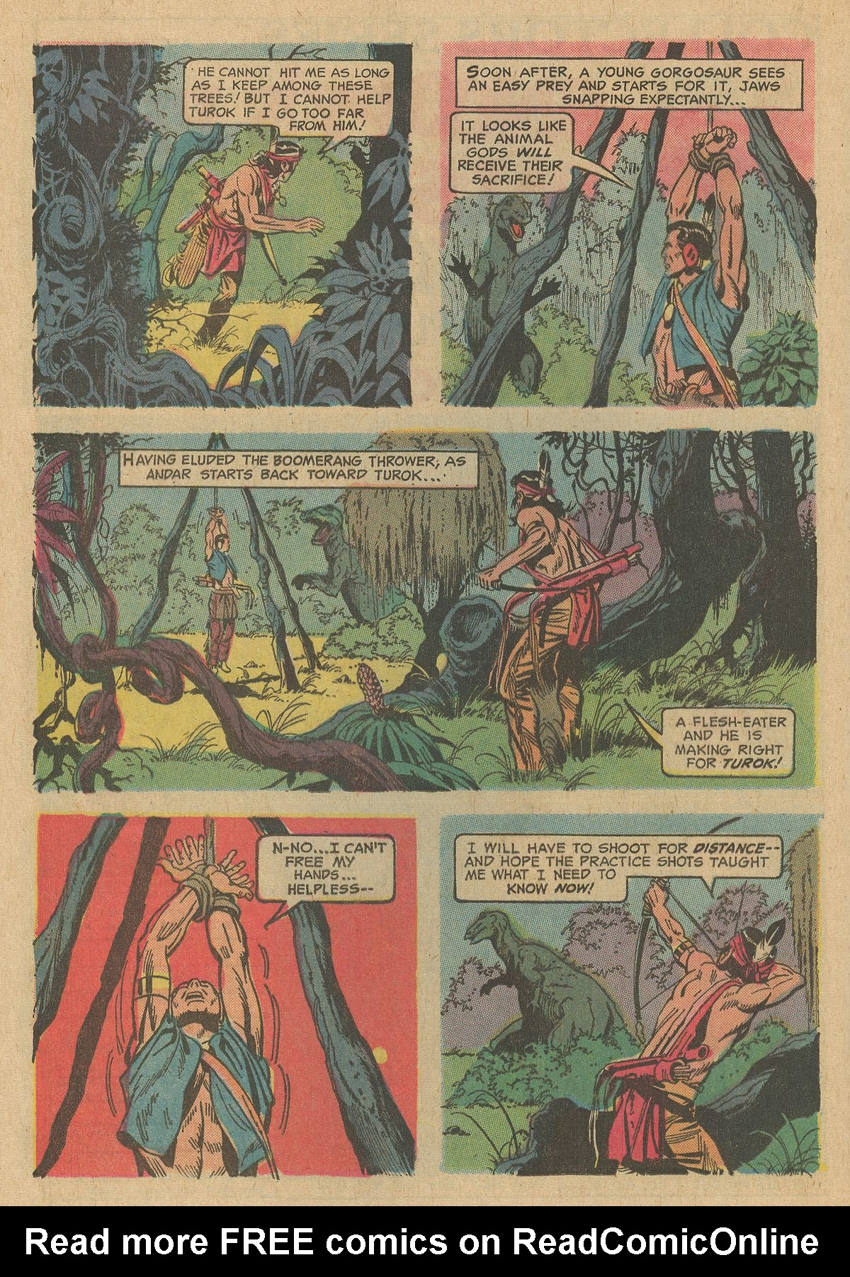 Read online Turok, Son of Stone comic -  Issue #80 - 24