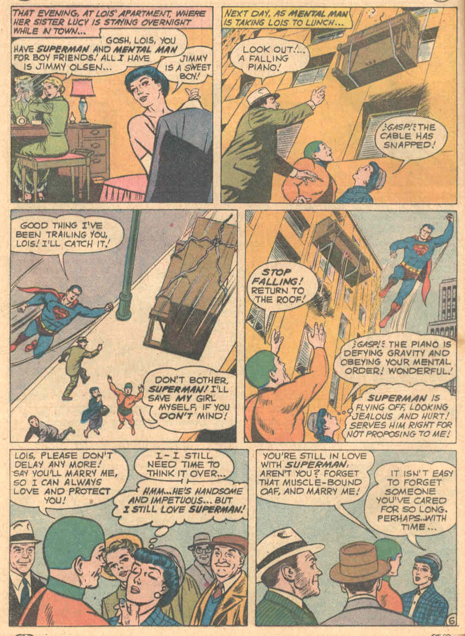 Read online Action Comics (1938) comic -  Issue #272 - 7