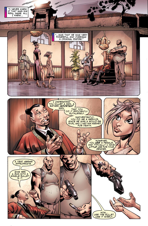Read online Wonder Man (2007) comic -  Issue #2 - 16
