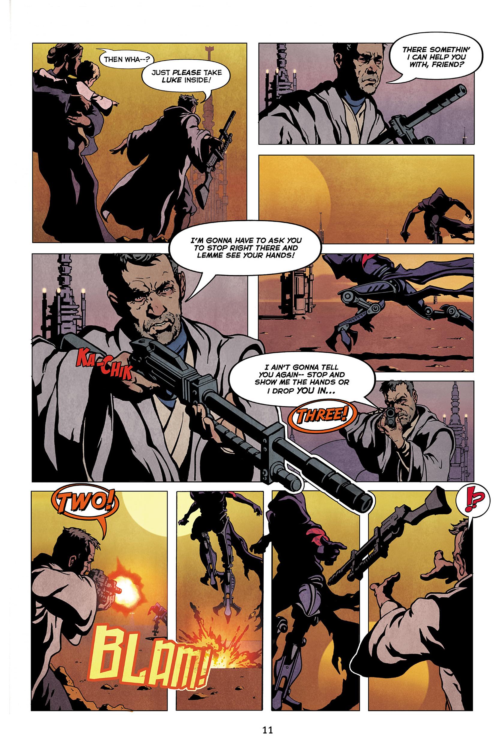 Read online Star Wars Omnibus comic -  Issue # Vol. 30 - 10